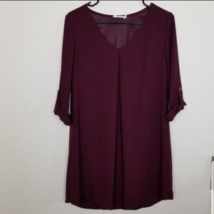 Lush Karly Shift Dress
